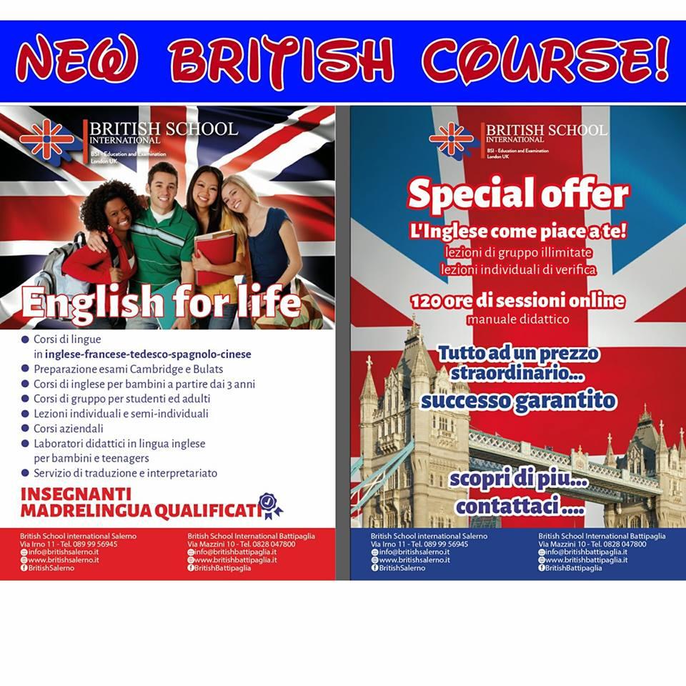 corso english for life